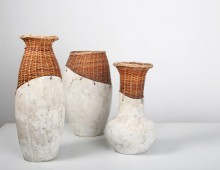 VASES AND POTS